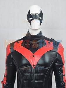 Nightwing Red Costume | www.pixshark.com - Images ...