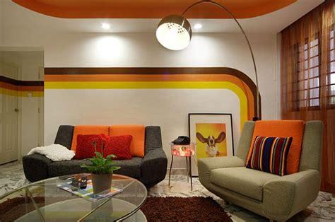 70's Home Interior Design : 70s Interior Design & Furniture Ideas