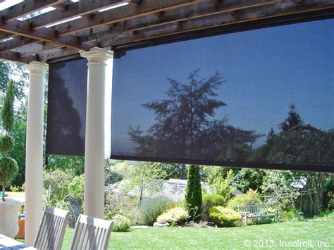 Outdoor Shades For Patio by Patio Shades