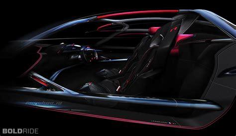 2018 Citroen Survolt Concept Supercar Supercars Interior