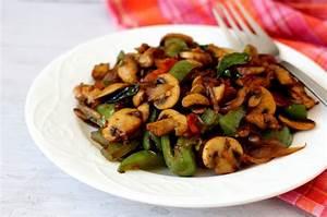 mushroom pepper fry how to make mushroom pepper fry