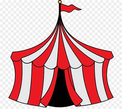 Clip Clipart Circus Tent Silhouette Drawings Library