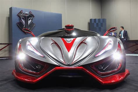 New Mexican Inferno Supercar Revealed With 1,400 Hp Gtspirit