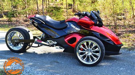 2008 Can-am Spyder™ Gs Sm5