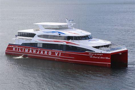Passenger Catamaran Design by Ic14161 39m Catamaran Passenger Ferry