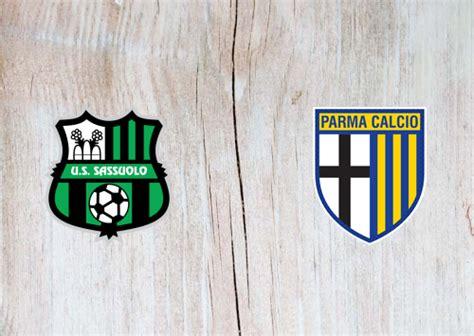 Sassuolo vs Parma -Highlights 17 January 2021 - Football ...