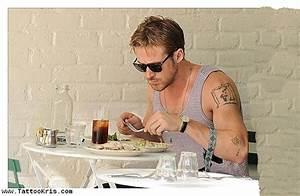 Celebrity tattoos explained - why Lady Gaga, Ryan Gosling ...