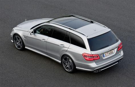 Mercedesbenz Unveils E63 Amg Estate