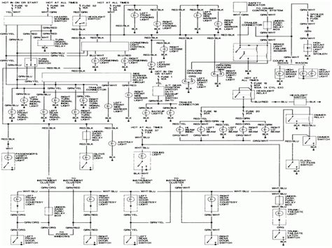 1994 Accord Relay Wiring Diagram by 1994 Honda Accord Relay Fuse Location Wiring Forums