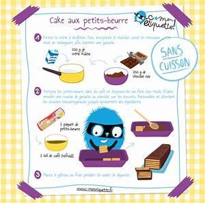 Recette De Gateau Pour Enfant : recette cake au petits beurre ~ Melissatoandfro.com Idées de Décoration