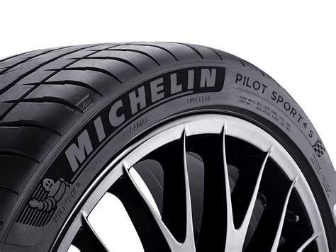 michelin pilot michelin announces pilot sport successor at the motor show