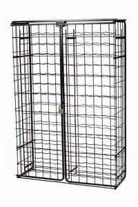 Armoire Ferme Pour Casier 150 Bouteilles Tom Press