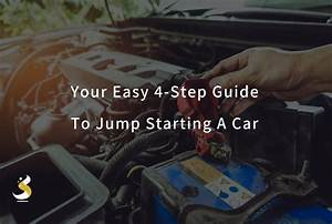 Your Easy 4 Step Guide To Jump Starting A Car In No Time