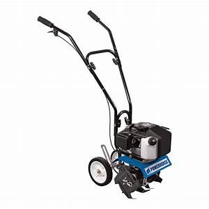 Powerhorse Mini Cultivator  U2014 10in  Tilling Width  43cc 2