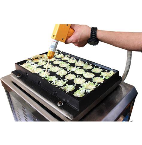 auto rotating takoyaki machine aw  bakery equipment autata auto sealing machine pro