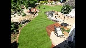 Anlegen Eines Gartens : anlegen eines gartenteiches der gartenteich die oase im ~ Michelbontemps.com Haus und Dekorationen