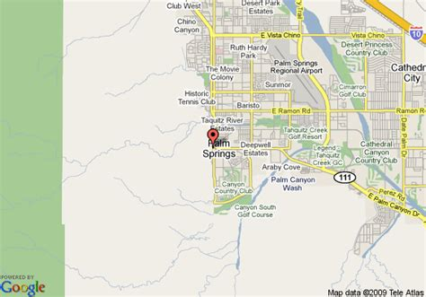 Cabazon Map Outlet Stores