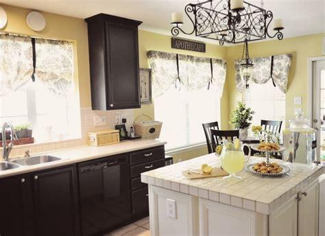 black painted kitchen cabinet ideas paint colors kitchen cabinets with black paint and white