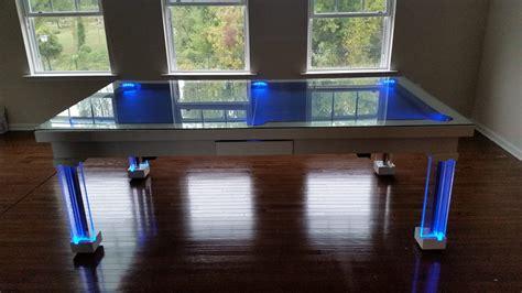 convertible dining pool tables bespoke luxury pool