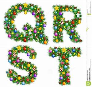 christmas alphabet stock images image 3609184 With christmas tree letters