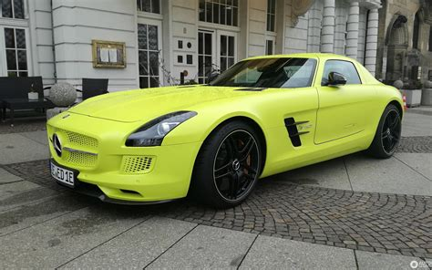 The insanity concludes soon with the 2015. Mercedes-Benz SLS AMG Electric Drive - 28 March 2019 - Autogespot
