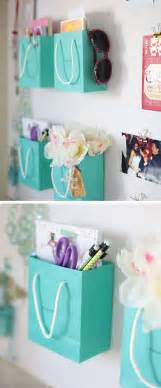shopping bag wall organizers  life hacks  girl