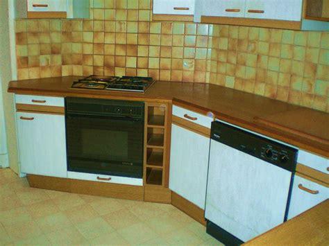repeindre un carrelage de cuisine réno cuisine équipée formica