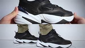Nike M2K Tekno ON FEET & UNBOXING - YouTube  Nike