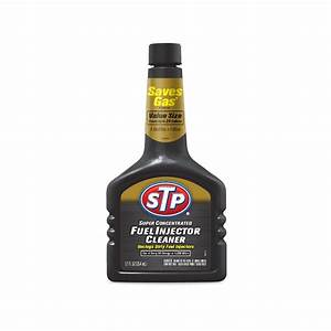 Stp 12 Fl  Oz  Super Concentrated Fuel Injector Cleaner