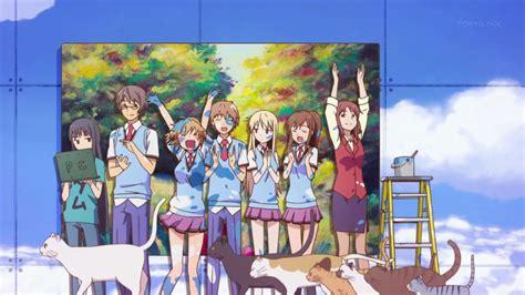 Anime Genre School Slice Of Comedy And Drama Rekomendasi Anime Genre Slice Of Terbaik Part 1