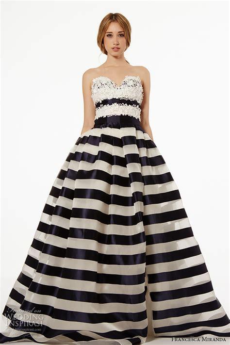 sleeveless sheath striped dress miranda fall 2015 wedding dresses wedding