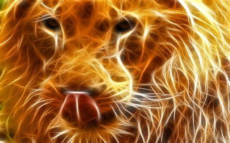 3d Wallpapers Of Animals by 40 Wallpapers Asombrosos De Arte Digital Wallpapers Hq