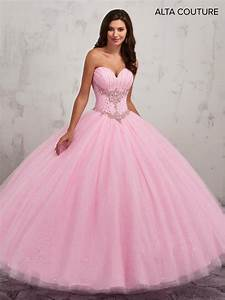 Bridal Size Chart Quinceanera Couture Dresses Style Mq3007 In Pink Or