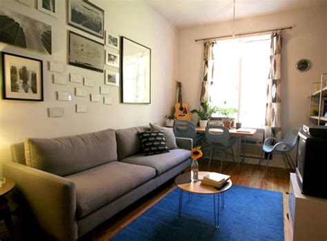 Minimalist House Tour Apartment Therapy Shows How To Cram