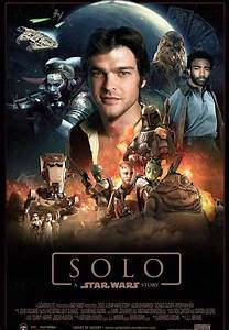 Han Solo Movie Poster Film