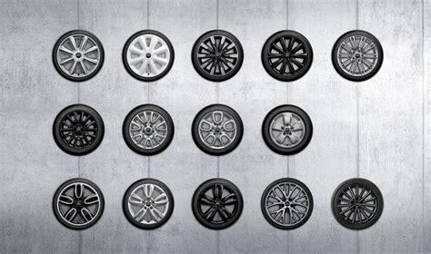 MINI wheel configurator