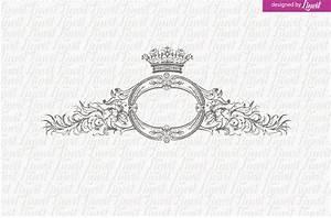 Royal Logo  Vintage Wedding Logo