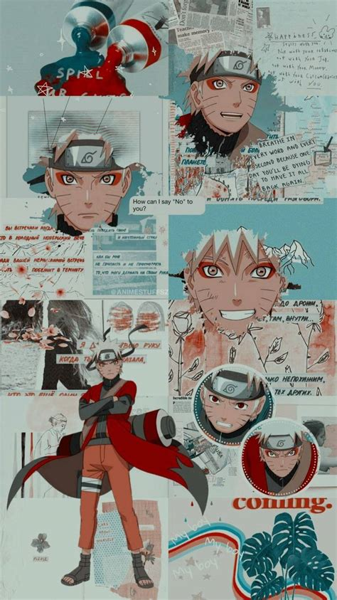 Feel free to share naruto wallpapers and background images with your friends. Naruto Aesthetic Anime Wallpapers - Wallpaper Cave