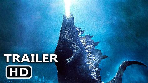King Of The Monsters Trailer (2019) Adventure
