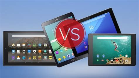 large android tablet fire hd nexus  tab    tablet tech advisor