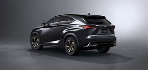 Facelifted Lexus Nx 300h Is A More Refined Compact Suv