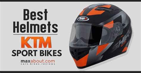 Top 5 Helmets For Ktm Duke & Rc Sport Bikes In India
