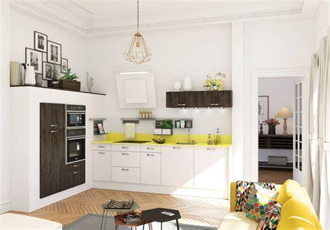 mod鑞e de cuisine ouverte cuisine en l ouverte newsindo co