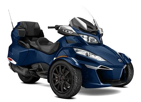 New 2017 Can-am Spyder Rt-s