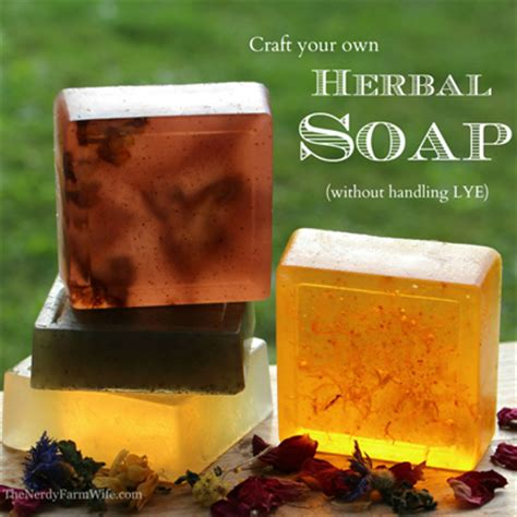make your own soap how to make your own herbal soap without handling lye off grid