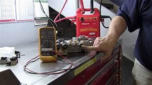 Automatic Transmission Basic Solenoid Testing