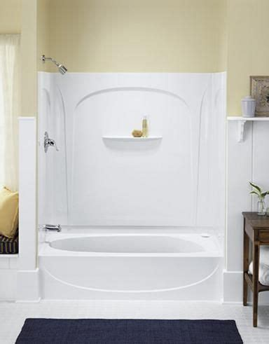 Soaker Tub Shower Combination by Soaker Tub Shower Combination Accord 7116 Bathtub Shower