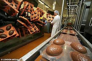 The Wider View: Inside the Egg room at a chocolate factory ...
