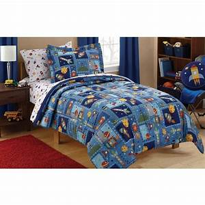 Your, Zone, Space, Bed, In, A, Bag, Coordinating, Bedding, Set