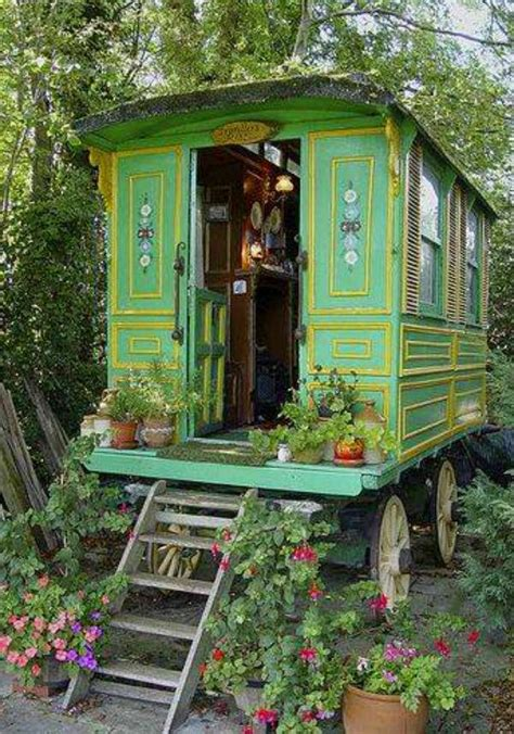 garden   trailer  van outdoorthemecom